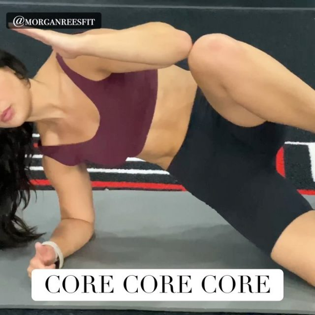 CORE CORE CORE. Do all 4 moves with NO rest in between. • One of the biggest things I notice people do not include in their core workout is a variation un direction and rotation. • Include exercises that require the trunk to rotate and movements that require the core to stabilize while other body parts move. • The biggest thing to remember here is that as you lift your upper body to the ceiling, lift with your chest and not with your neck. • 📷: @toshfit  • #fitness #fitspo #fitfam #workoutmotivation #workout #inspiration #motivation #balance #fit #exercise #gym #physique #dedication #fitspiration #healthylifestyle #health #abs #fitgirls #personaltrainer #fibromyalgia #fibro #bodyweight #latrainer #inhomeworkout #athomeworkout #homeworkout #core #HIIT
